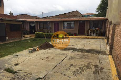 Casa En Ventas Tipo Medias Aguas Con 2 Departamentos Pasos Casona Mayorazgo