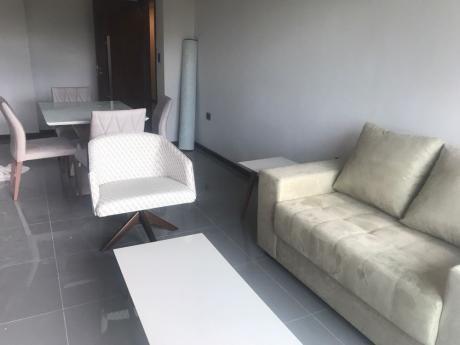 Alquilo Departamento Amoblado De Un Dormitorio En Villa Morra