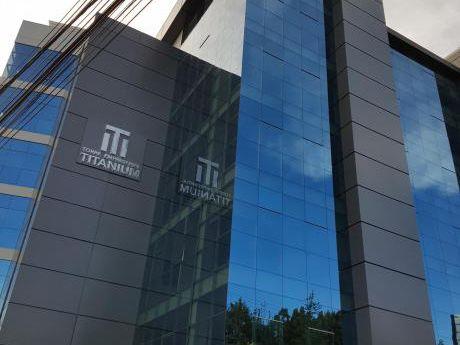 Oficinas Venta Torre Titanium