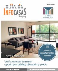 Revista InfoCasas, Número 17, Mayo 2016