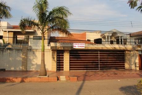Casa En Venta Canal Cotoca Y 2 Anillo