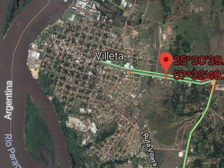 Alquilo 21 Hectáreas En Villeta, Sobre Ruta Cerca Del Río Paraguay.zona Inpaco.