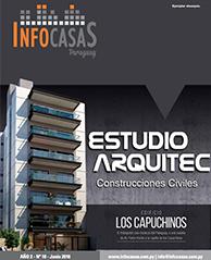 Revista InfoCasas, Número 18, Junio 2016