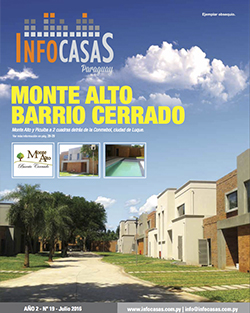 Revista InfoCasas, Número 19, Julio 2016