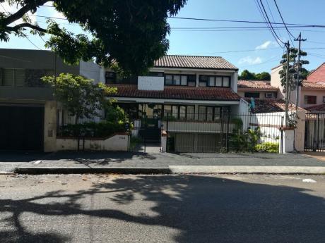 Alquilo Casa Para Oficina En Villa Morra Zona Garden