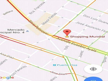 Gran Local Comercial En Zona De Alta Actividad Comercial / Mercado 4