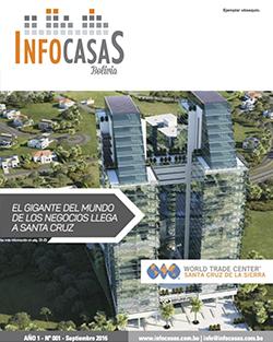 Revista InfoCasas, Número 01, Septiembre 2016