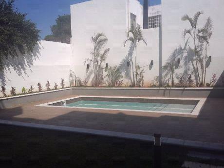 Bellavista Inmobiliaria Alquila Hermoso Dpto A Estrenar En Exclusivo Edificio En Villa Morra