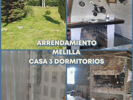 Melilla - Casa 3 Dormitorios