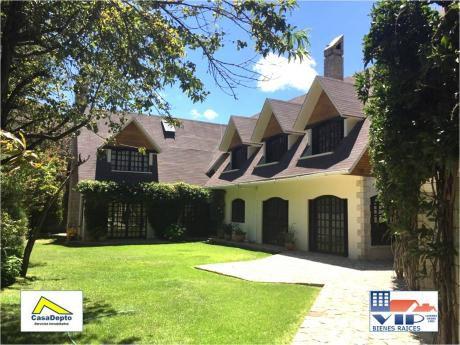 Codigo 118 Casa En Alquiler En Aranjuez. La Paz, Bolivia.