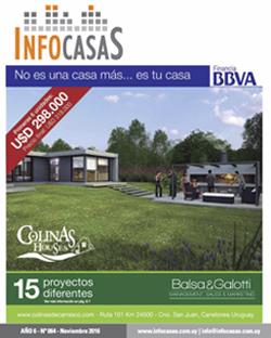Revista InfoCasas, Número 64, Noviembre 2016