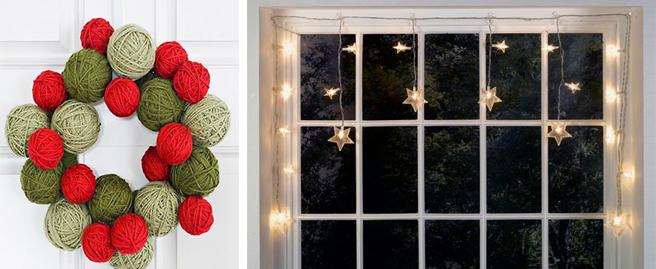 Una navidad especial tips para decorar casas y oficinas for Como adornar puertas y ventanas en navidad