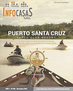 Revista InfoCasas, Número 04, Diciembre 2016