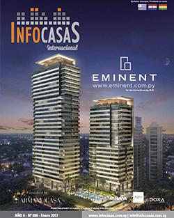 Revista, InfoCasas Internacional, Enero 2017