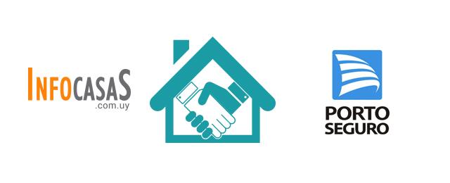 Alianza entre InfoCasas y Porto Seguro para garantías de alquileres