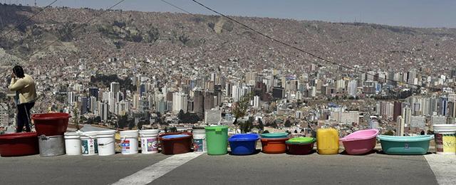 La crisis del agua: el panorama actual y cómo afrontarla día a día
