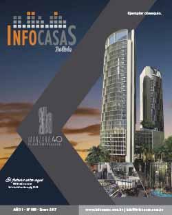 Revista InfoCasas, Número 05, Enero 2017