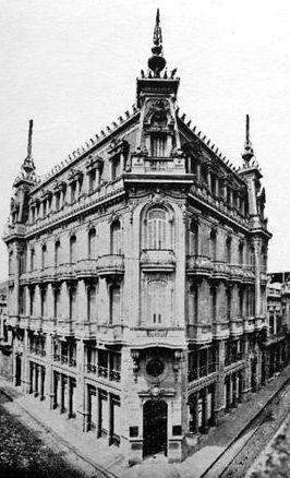 El antiguo Hotel Colón