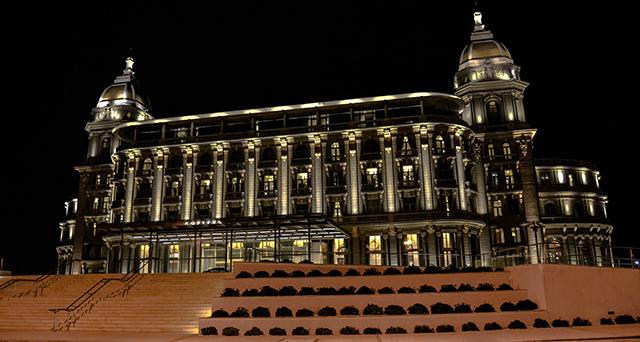 Hotel Casino Carrasco hoy
