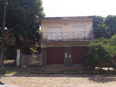 Vendo Casa En Lambare Zona Medicos Del Chaco Terminal De Omnibus De Asuncion