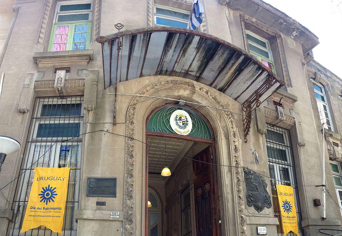 Escuela Brasil en Pocitos
