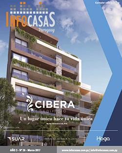 Revista InfoCasas Paraguay, Número 26, Marzo 2017