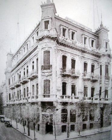 Antiguo Palacio Florida Hotel