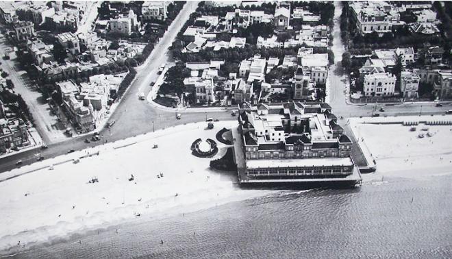 Antiguo Hotel de los Pocitos
