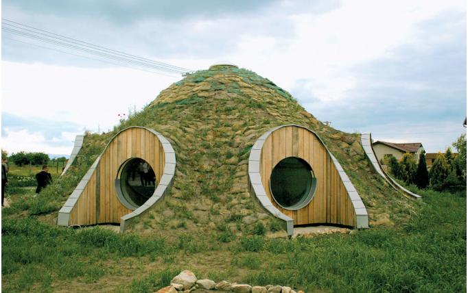 Arquitectura sustentable - Bioconstrucción