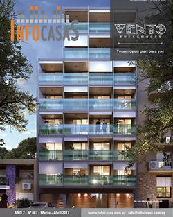 Revista InfoCasas, Número 67, Marzo / Abril 2017