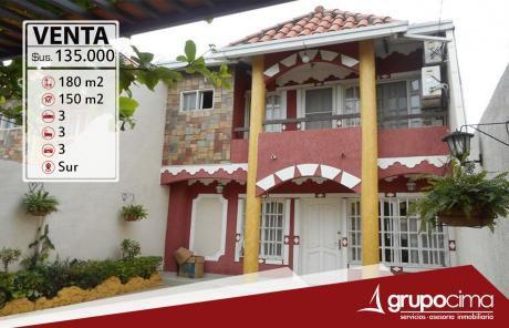 Hermosa Casa En Venta En 135.000 $us !!