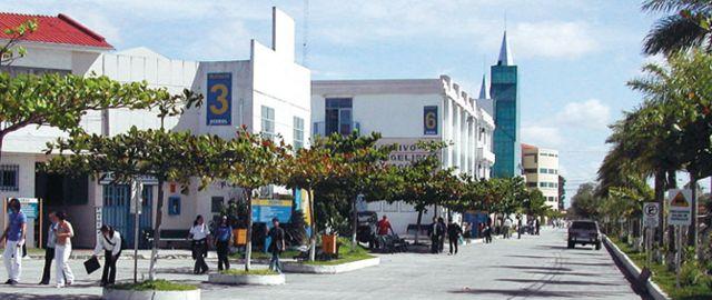 Universidad en Zona Norte, Santa Cruz