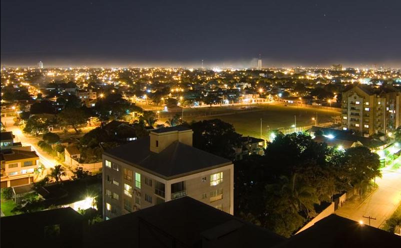 Zona Norte en Santa Cruz