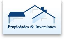 PROPIEDADES E INVERSIONES