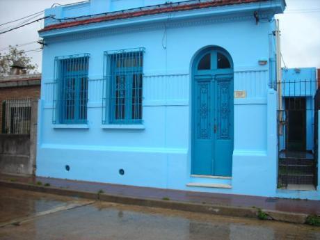 Casa De Un Dormitorio Amplio En Buceo