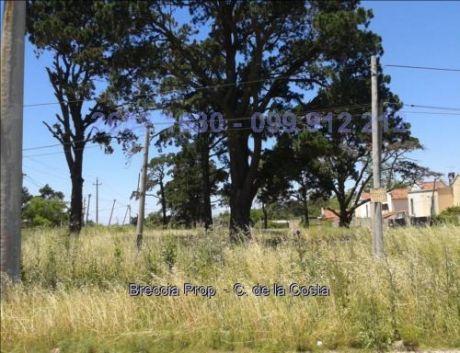 Excelente Terreno Sobre Interbalnearia Km Cw25172