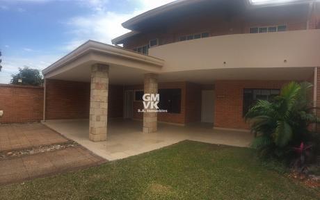 Alquilo Hermosa Residencia En Villa Morra