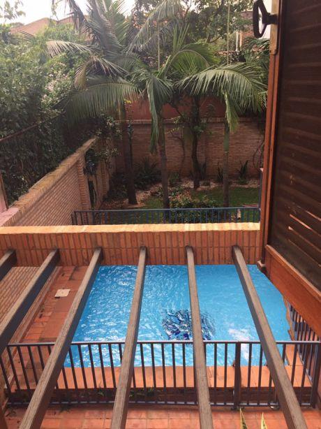 Alquilo En Villamorra! Hermosa Residencia