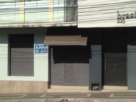 Alquilo Local Comercial Zona Sanatorio Migone