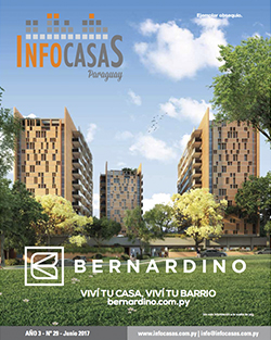 Revista InfoCasas, Número 29, Junio 2017
