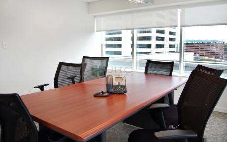 Oficina Equipada Impecable, En World Trade Center