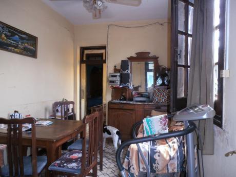 Ref 1820, Casa A Reciclar En Padron Unico En Buceo