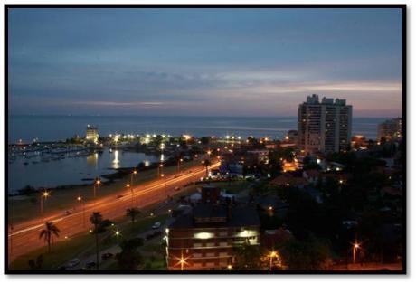 Torres Nauticas Con Muebles Precioso Depto. Con Vista Al Mar.