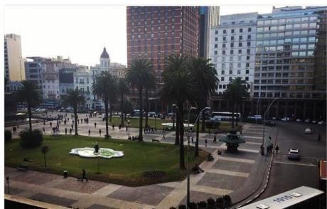 Plaza Independencia, 150 M2 Con Vista. Oportunidad Con Renta.