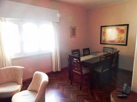 Venta De Apartamento 3 Dormitorios  En Parque Rodó, Montevideo