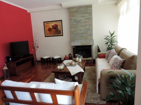 Impecable Apto. 3 Dorm, 3 Baños Y Servicio En Pocitos - Cerca Embajada España.