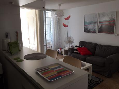 Apartamento 1 Dormitorio Con Garage