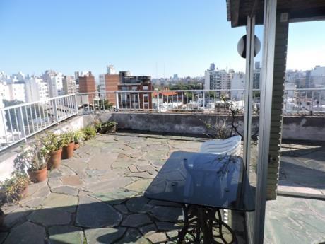Unico ¡¡penthouse Con 62m² De Terraza!!, Pocitos, Montevideo