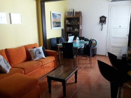 Apartamento 2 Dormitorios,1 Baño, Garaje, Pocitos