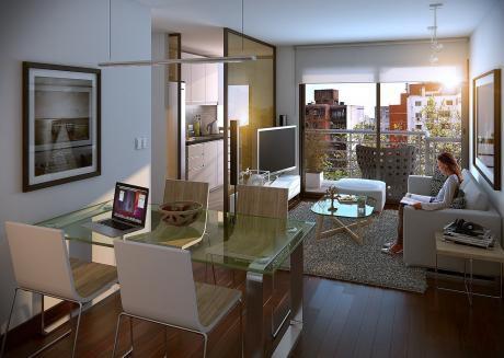 Apartamento De Dos Dormitorios Con Patio Exclusivo